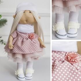 Интерьерная кукла «Моника» набор для шитья 15,6 × 22.4 × 5.2 см