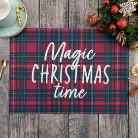 """Салфетка на стол """"Magic Christmas"""" 40х29 см"""