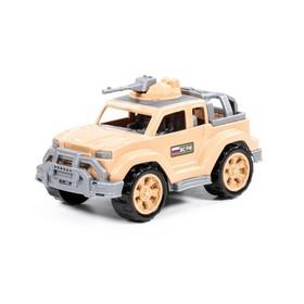 Military-safari jeep