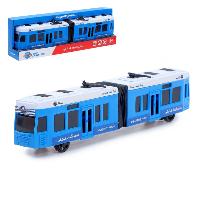 Трамвай инерционный «Город», МИКС
