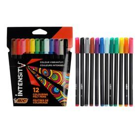 Фломастеры 12 цветов BIC Color UP