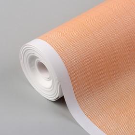 Scale coordinate paper 60g / m² 64cm * 20m, orange