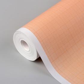 Scale coordinate paper 60g / m² 87cm * 20m, orange