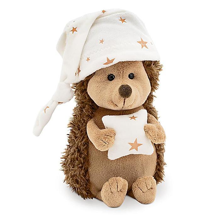 Мягкая игрушка «Ёжик Колюнчик: Сладкие сны», 20 см - фото 4471303
