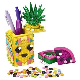 Конструктор Lego Dots «Подставка для карандашей. Ананас»
