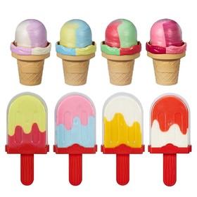 Пластилин для лепки «Масса для лепки. Мороженое»