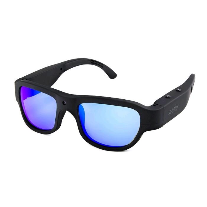 Очки цифровые X-TRY XTG273 FHD  Indigo камера-очки