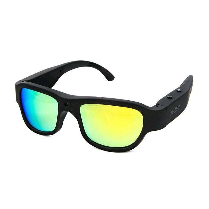 Очки цифровые X-TRY XTG274 FHD  Golden камера-очки