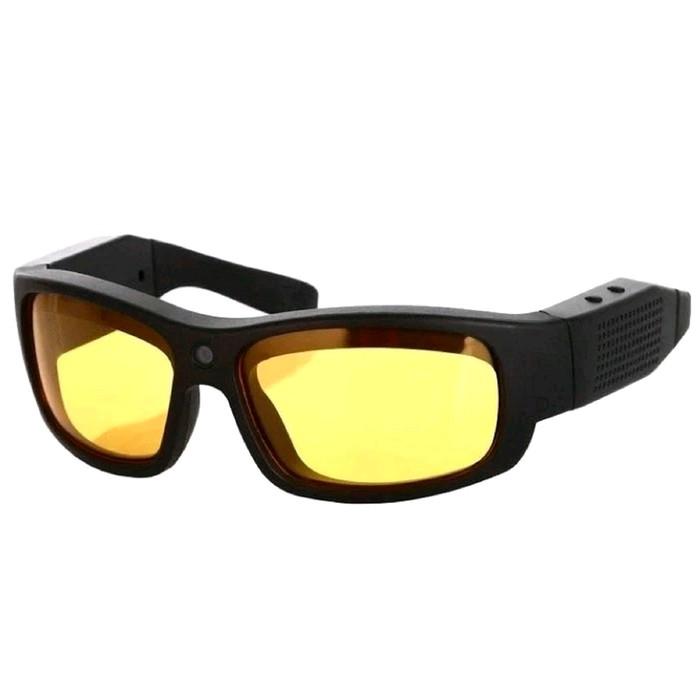 Очки цифровые X-TRY XTG302 FHD Wi-Fi Sun Yellow камера-очки