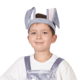 "Ears headband ""Hare"""