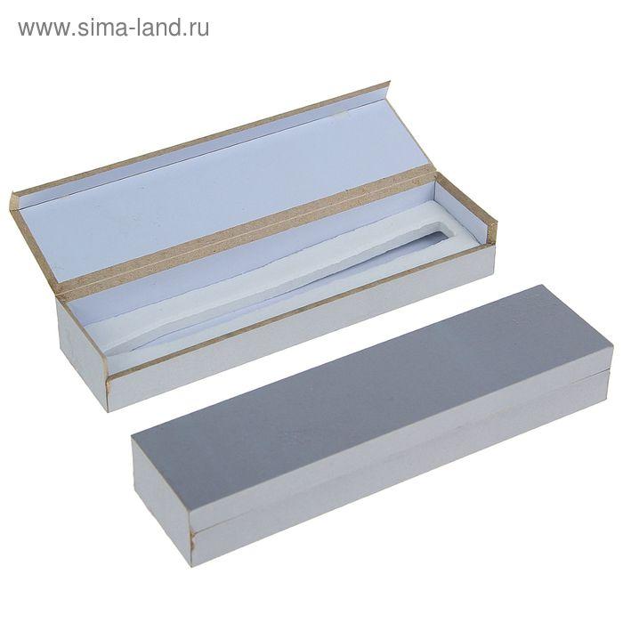 Футляр для ручек деревянный серый УЦЕНКА