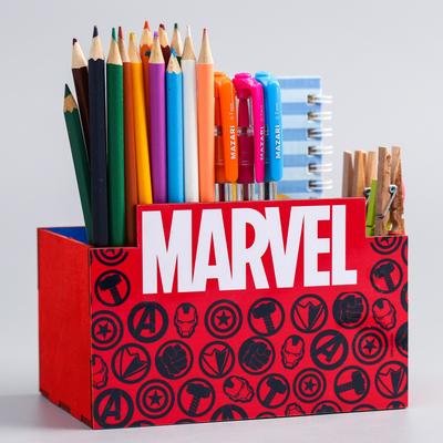 Organizer for the office, MARVEL, Avengers 150 x 100 x 80 mm