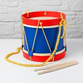 "Musical toy ""Big drum"" 22х22х21 cm"