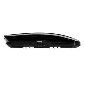 Автобокс Thule Motion XT XL (800), 215x91,5x44 см, черный глянцевый, 500 л, 629801