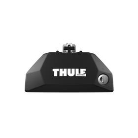 Упоры THULE Evo 710600 для автомобилей с интегрированными рейлингами