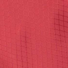 Сумка поясная, 2 отдела на молниях, цвет красный - фото 65076