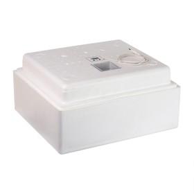 Инкубатор бытовой, на 63 яйца, автоматический переворот, цифровой термометр, 220 В