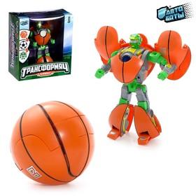 Робот «Мяч баскетбольный»