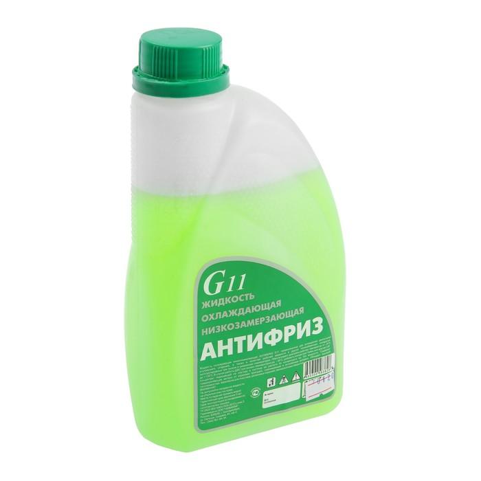 Антифриз Новахим, зелёный G 11, 1 кг