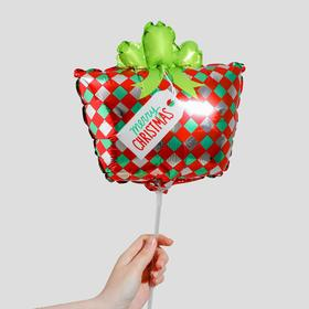 "Balloon foil 12"" ""Gift."""
