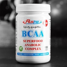 BCAA Super Food Anabolic Conplex, 150*500 мг, 93 г