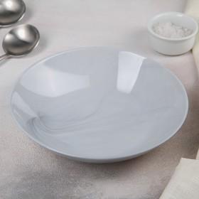 Тарелка суповая Diwali granit marbre, 780 мл, d=20 см