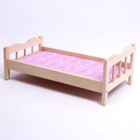 Кровать большая классическая