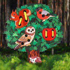 Шнуровка «Лесное дерево»