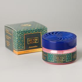 Освежитель воздуха гелевый «Изумруд» 60 гр, аромат антитабак