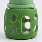 Бутылочка в силиконовом чехле, стекло, от 0 мес., 60 мл., цвет МИКС для мальчика - фото 978711