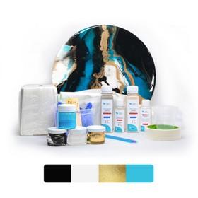 Набор для создания картины из эпоксидной смолы Resin Art №1