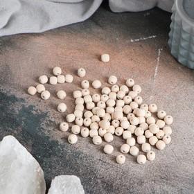Деревянная заготовка 'Бусина', d=8 мм Ош