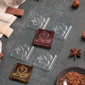 {{photo.Alt || photo.Description || 'Форма для шоколада «Два лебедя»'}}