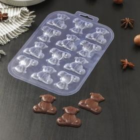 {{photo.Alt || photo.Description || 'Форма для шоколада «Игрушечные медведи»'}}
