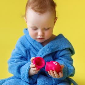 Резиновая игрушка для игры в ванной «Конек», разборная