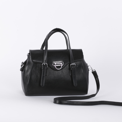 Bag wives 68 27*12*20, 1department zip, Nar pocket, long strap, black