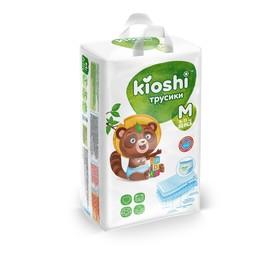Подгузники-трусики KIOSHI M 6-11 кг, 52 шт