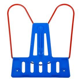 Подставка для книг Centropen 002, пластик+металл, синяя
