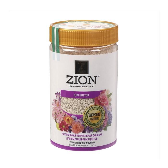 Субстрат ионитный, 700 г, для выращивания цветочных культур, ZION