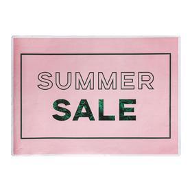 Stickers for Windows Summer sale 60 x 80 cm