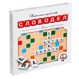 Настольная игра «Мини-Словодел»