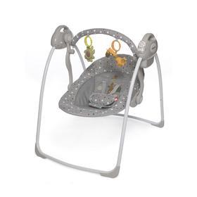 Электрокачели Riva с адаптером, цвет серый