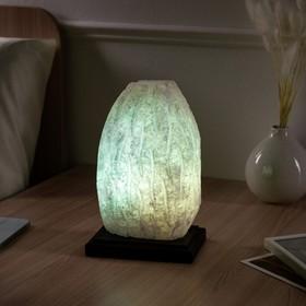 "Соляная лампа ""Водопад"", 14 см × 10 см × 16 см"
