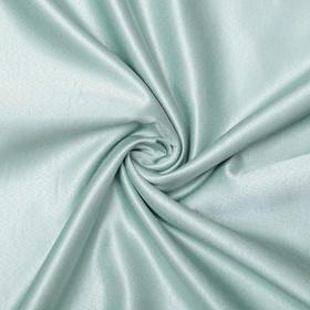 Ткань портьерная «Дамаск» BLUE CLOUD SOLID, ширина 280, длина 10м, 160 г/м2