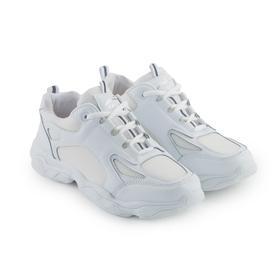 Кроссовки женские, цвет белый размер 36