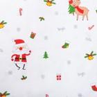 """Постельное белье """"Этель"""" Евро Jingle bells 200*217 см, 220*240 см, 70*70 см - 2 шт - фото 659766"""