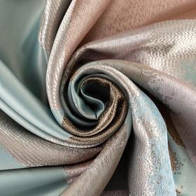 Ткань портьерная жаккард 3D «Андреа» ширина 280 см, длина 10 м, пл. 330 г/м2