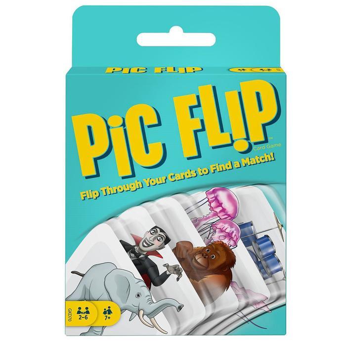 Настольная игра Pic Flip - фото 105616709
