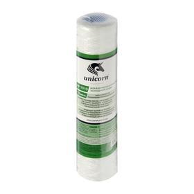 Картридж Unicorn 10SL, РР1010, механическая очистка, из полипропиленового шнура, 10 мкм