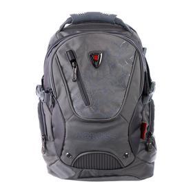 Рюкзак молодежный эргоном.спинка Across AC16 45*30*18 мал, серый 20-AC16-068
